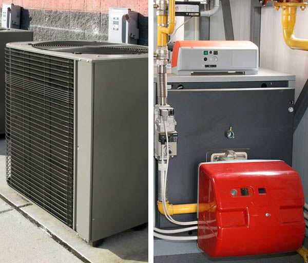 AC and Furnace